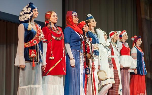 этно костюмы