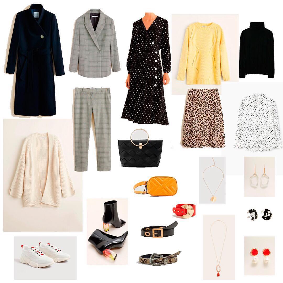 Фото 1 - Капсульный гардероб современной леди
