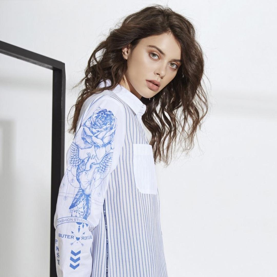 Фото 1 - Какие бывают блузки