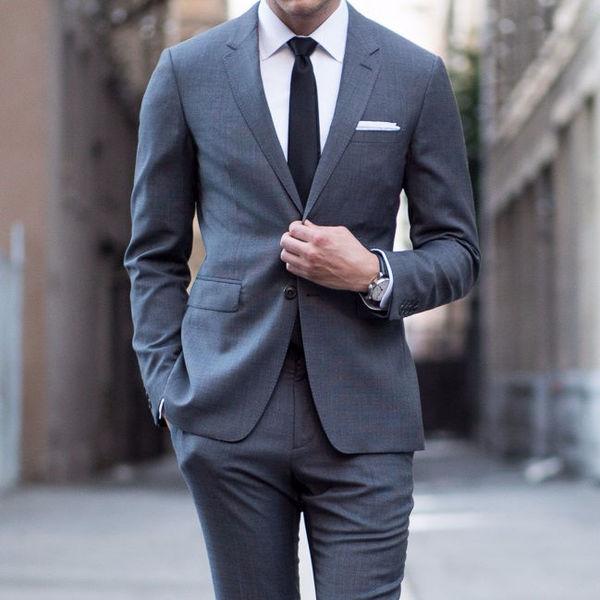Фото 1 - Правила пошива мужских костюмов