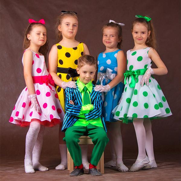 Фото 1 - Требования к материалам для детских сценических костюмов