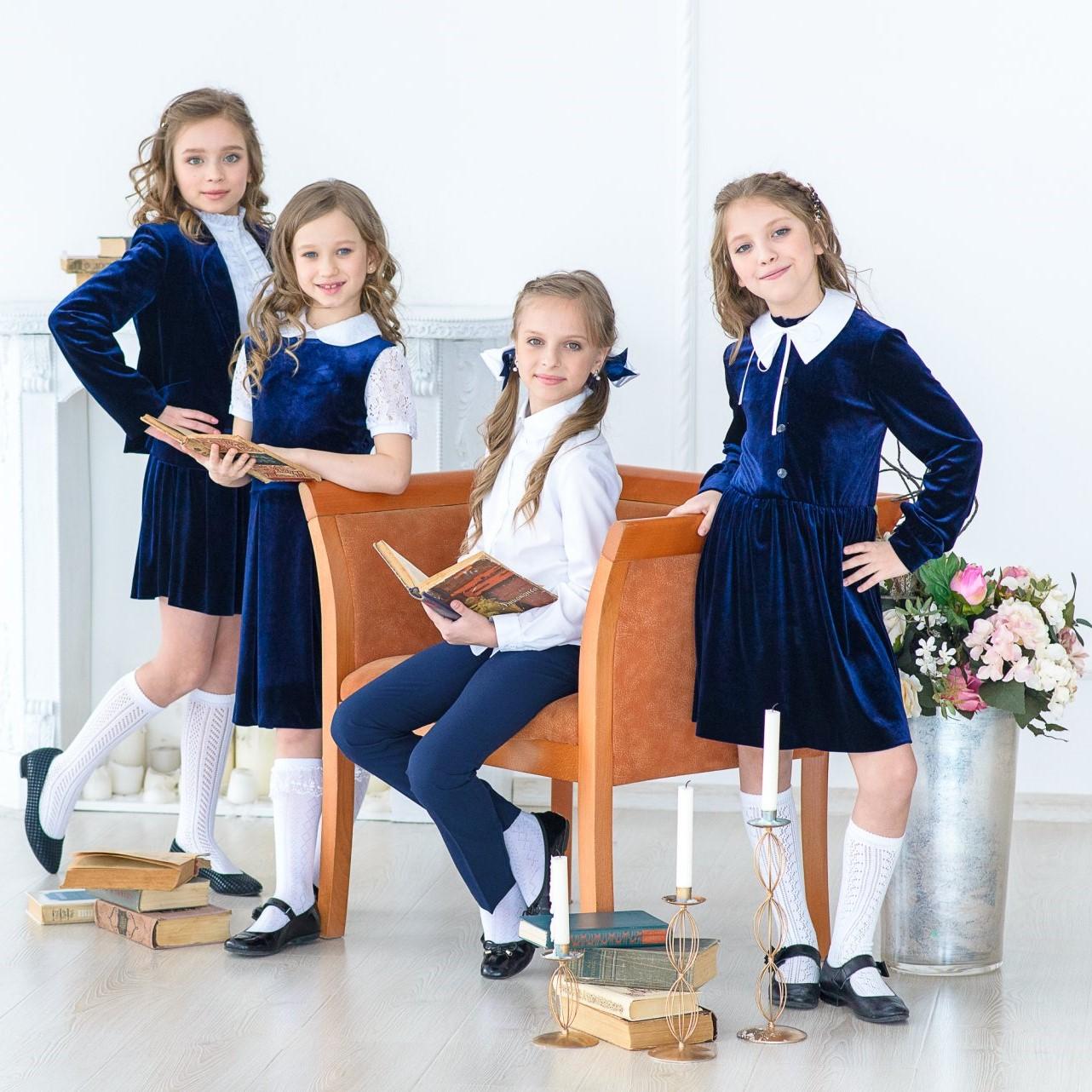 Фото 1 - Преимущества пошива школьной формы на заказ