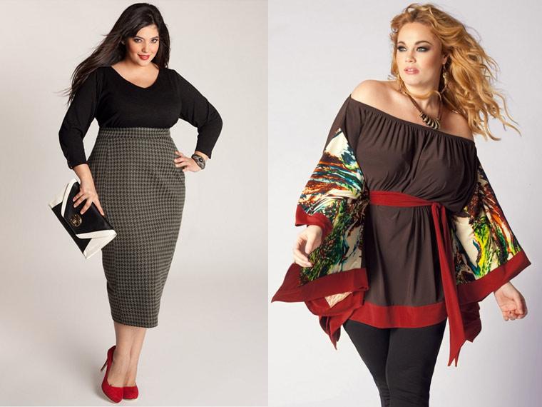 одежда больших размеров на заказ