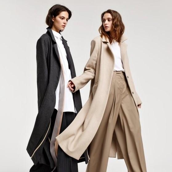 Фото 1 - Причины заказать осеннее женское пальто в ателье