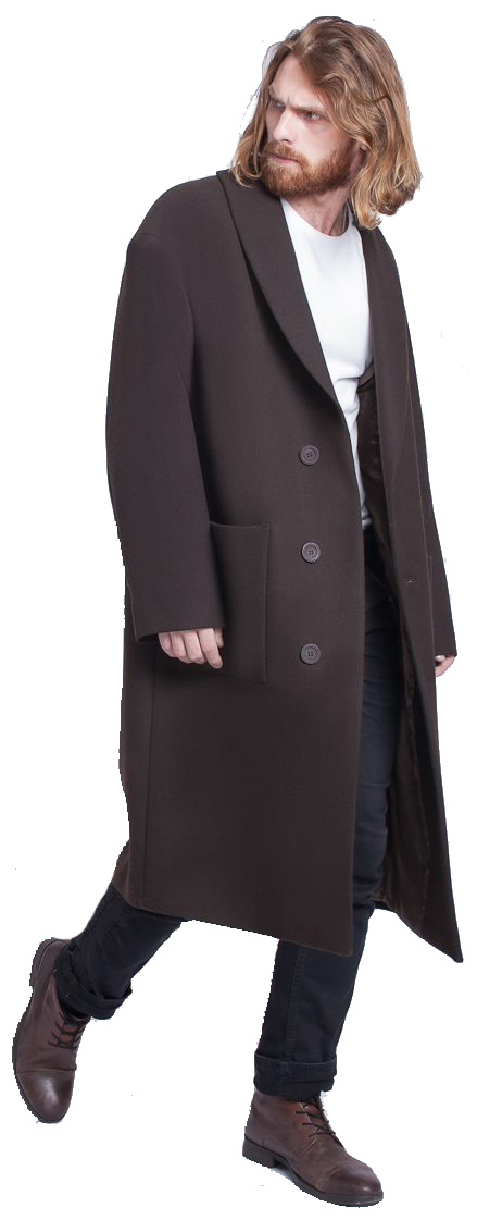 мужское пальто на заказ