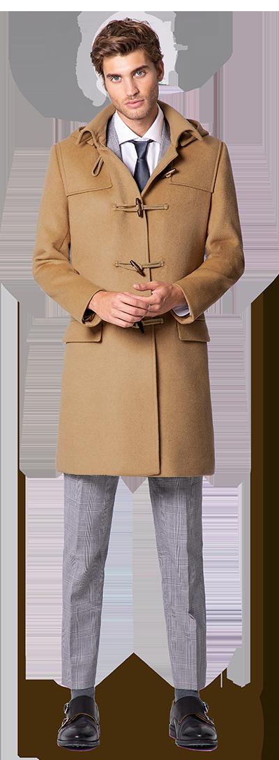 виды мужского пальто названия