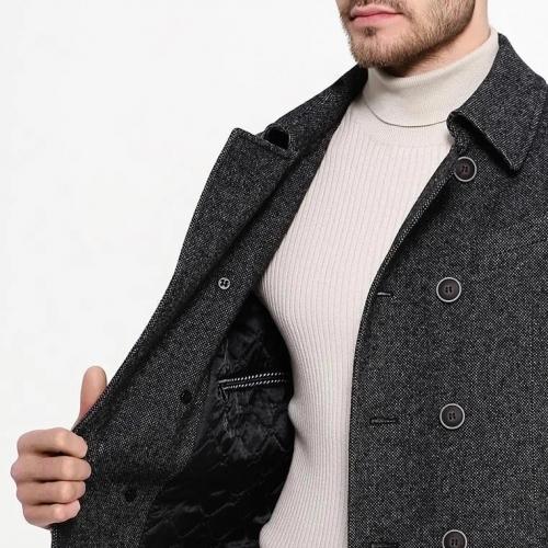 Фото 1 - Виды мужских пальто
