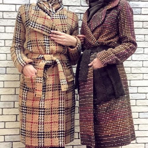 Фото 1 - Технология пошива пальто