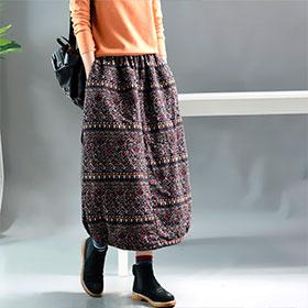 ткань юбка лето фото