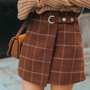 Фото 1 - Ткань для юбки — какую выбрать