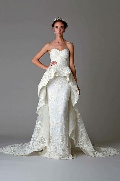 ремонт свадебного платья фото