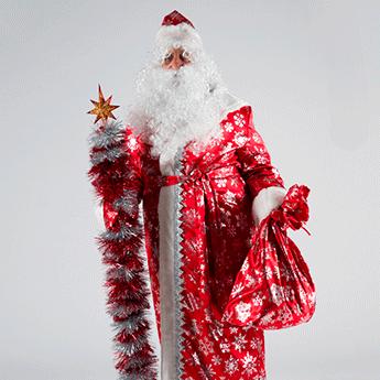 Фото 1 - Где взять костюм Деда Мороза: разные варианты
