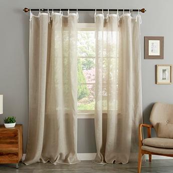 Фото 1 - Какие шторы в моде и какую ткань выбрать для штор