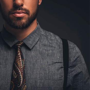 Фото 1 - Цвета мужских рубашек: как выбрать и с чем носить