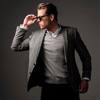 Фото 1 - С чем носить пиджак мужчине и какие бывают виды мужских пиджаков