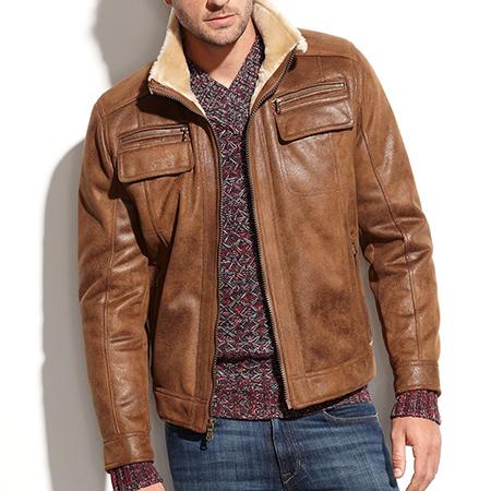 Фото 1 - С чем носить кожаную куртку мужчине