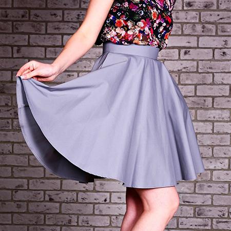 Фото 1 - Как сшить юбку самостоятельно: иснтрукция