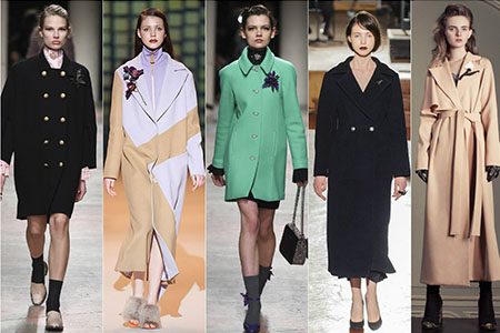 мода пальто 2021 фото