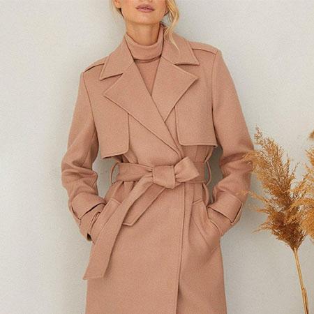 Фото 1 - Тренды пальто 2021: ткань, крой, цвет